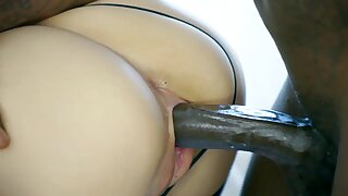 Initial Penetrations of BBC into Blonde Pussy