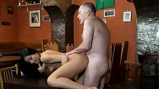 Teen gagging anal and daddy teaches xxx Can you trust