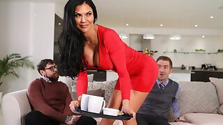 Anal Cheating With Her Husband's Friend - full at ebrazz.tv