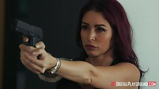 Monique Alexander and Honey Gold are having good time and even more