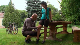 Picnic table soreness