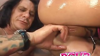 Kylie G Worthy fingered and fucked by a mature guy