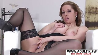 Dear Mature Daria Glower Take Tunnel Hard Tender Step son - daria glower